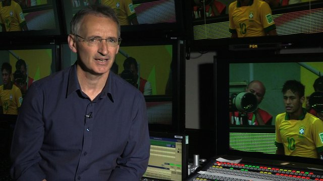 Pat Nevin on Brazil striker Neymar