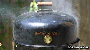 Home smoker