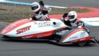 Sidecar at Knockhill