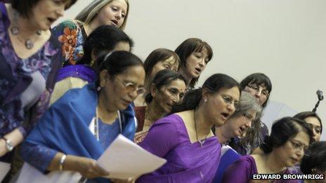 The MIF Sacred Sounds Women's Choir