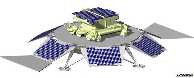 Potential landing configuration