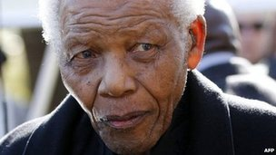 Nelson Mandela's Condition Becomes Critical