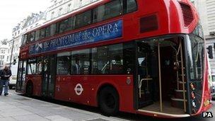 New London bus