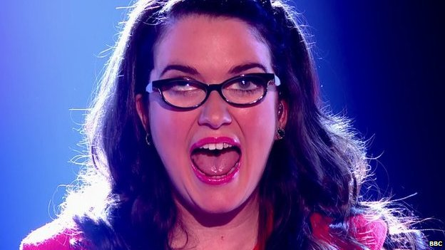Andrea Begley The Voice winner