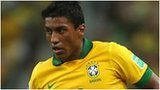 Brazil midfielder Paulinho