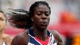 Christine Ohuruogu leads GB to victory in the 4x400m relay