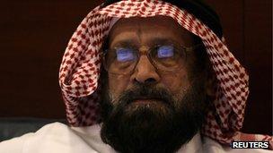 Saudi broker