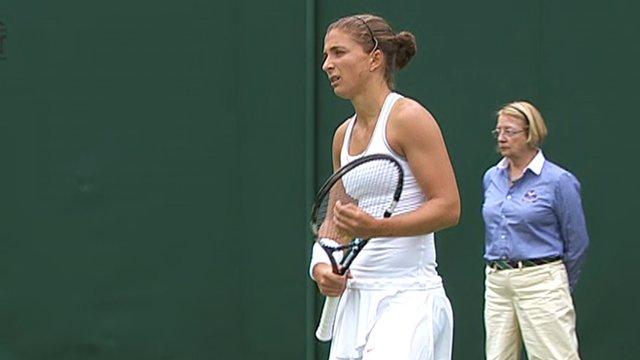 Wimbledon 2013: Azarenka hurt in win; Puig upsets Errani