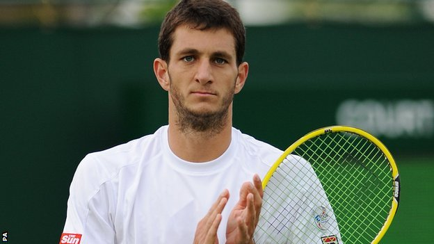 Wimbledon 2013: James Ward beaten as Brits struggle