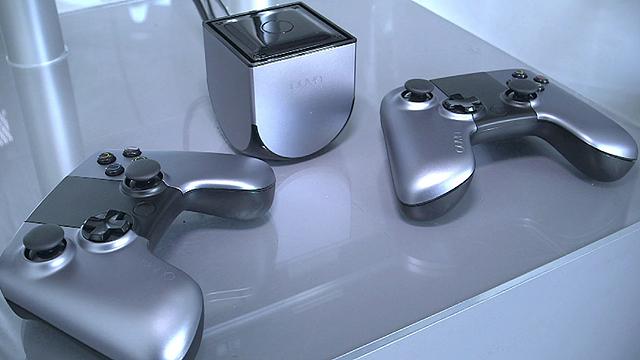 Ouya gaming console
