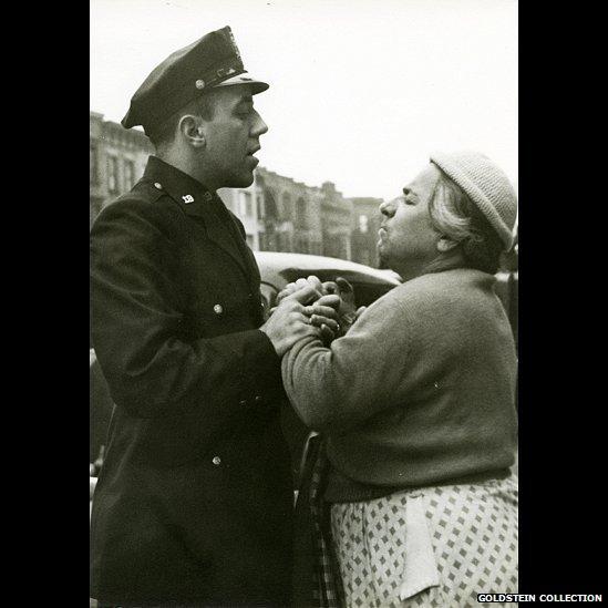 Vivian Maier photograph