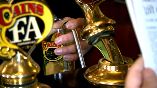 Cain's brewery