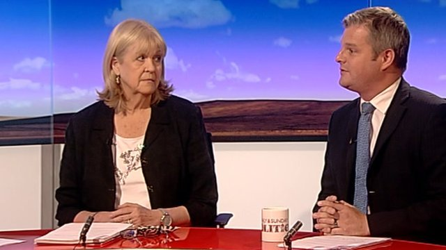 Cheryl Gillan and Stuart Andrew
