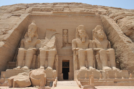 Temple of Ramesses II, Abu Simbel