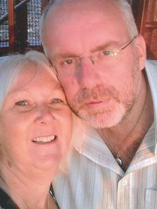 Glenys Molyneaux and William Spiller