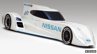 Nissan Zeod RD
