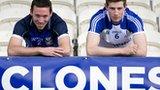Ronan Flanagan and Darren Hughes