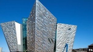 Last year was a key year for the tourism industry because of the centenary of the Titanic.
