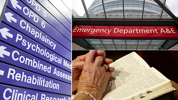 Clerical Whispers: Hospital chaplaincy under the knife
