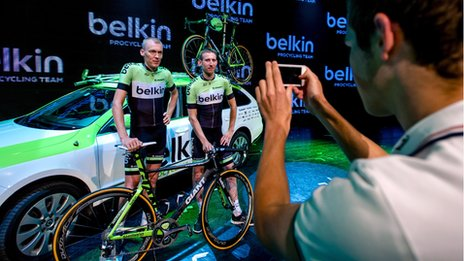 Launch of the Belkin team in the Netherlands