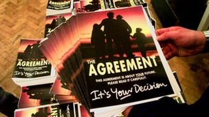 Copy of the Good Friday Agreement