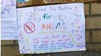 Messages of gratitude from those who took part in a Youth Day march