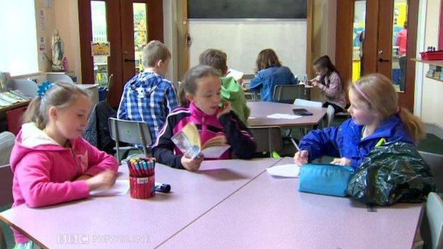 Primary school places
