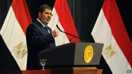 Mohammed Morsi (27/06/13)