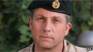 General Nick Carter