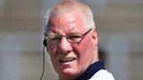 Antrim manager Frank Dawson