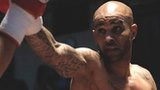 Leon McKenzie in action against John Mason