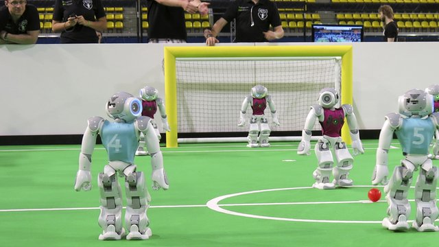 RoboCup championships