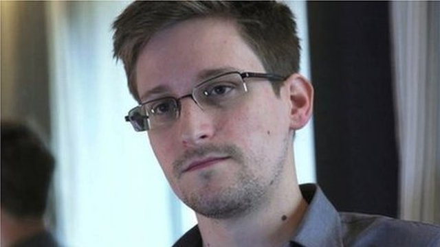 Edward Snowden. File photo