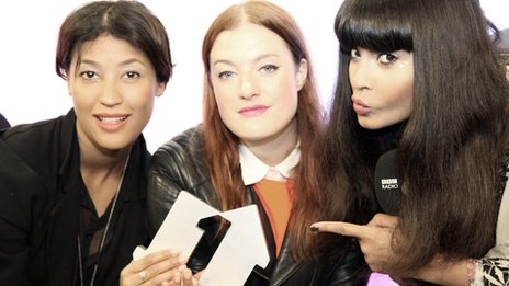 Icona Pop and Jameela Jamil