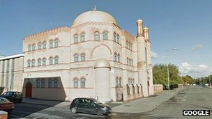 Al Rahma Mosque in Toxteth