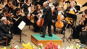 New York Philharmonic in North Korea