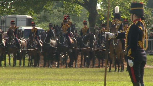 King's Troop Royal Horse Artillery