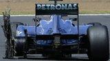 Lewis Hamilton Mercdedes