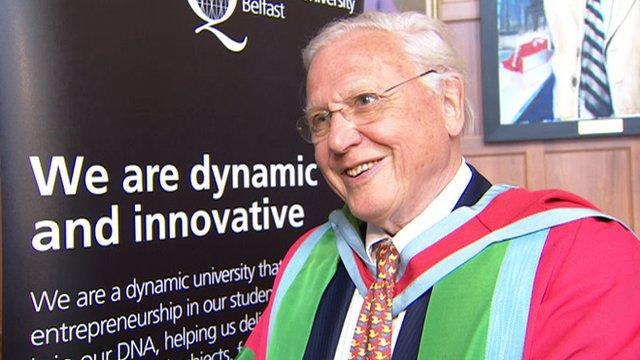 Dr Sir David Attenborough