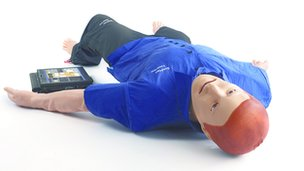 SimMan dummy used by Dorset and Somerset Air Ambulance