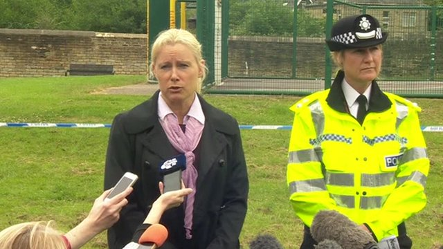 Det Insp Lisa Griffin & Ch Supt Angela Williams