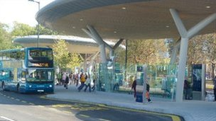 Chatham bus station