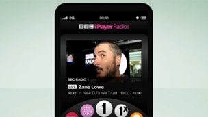 BBC iPlayer Radio app