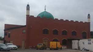 Cradley Heath Mosque
