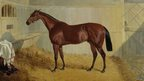 Horse oil painting by John Frederick Herring, Snr. Pic: Bonhams