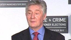 Tony Lloyd