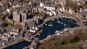Castletown - David Kneale