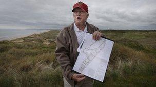 Donald Trump sued over failed Florida deal