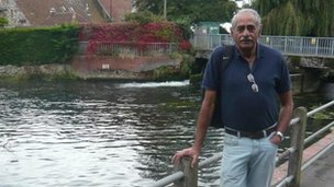 Paddy Singh