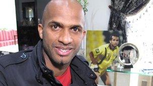 Wigan goalkeeper Ali Al-Habsi